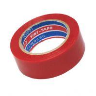 Vini Pvc Insulation Tape, Red, 19mm