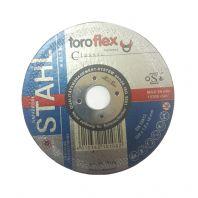 Metal Cutting Disc, A60T-BF, 100 X 1 X 16, Flat