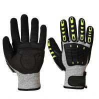 Impact Resistant Work Gloves ,Model - JF80B