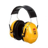Hearing Protector Headband, Ear, 3M H9A